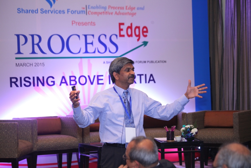 Launch of Process Edge, March 2015