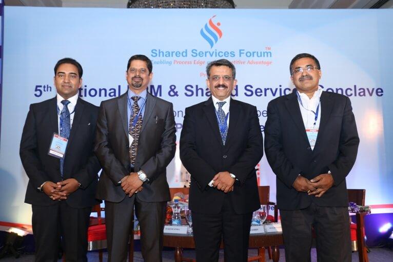 Shared Services Conclave Nov 2015 - Case Presentations Session