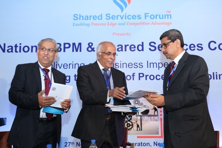 Shared Services Conclave Nov 2015 - Inaugural Session