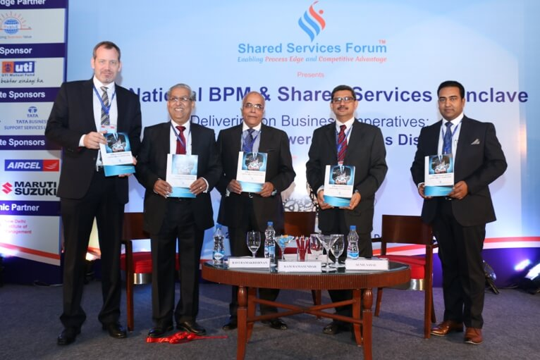 5th National BPM & Shared Services Conclave 2015