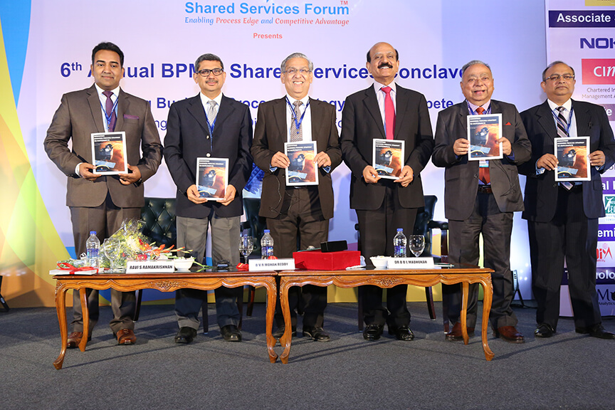 6th Annual BPM & Shared Services Conclave 2016