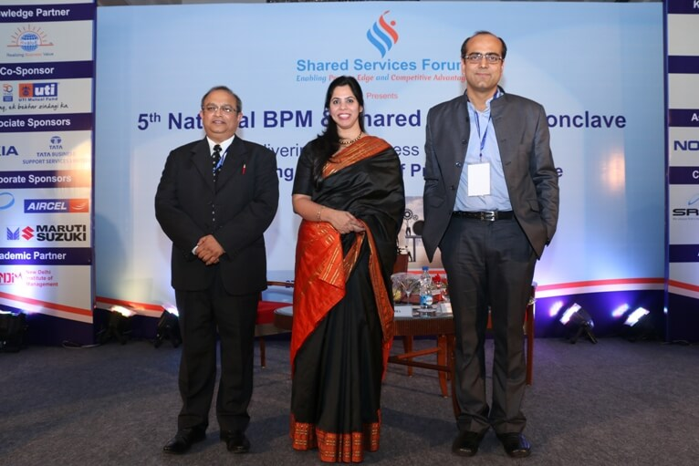 Shared Services Conclave Nov 2015 - Panel Session - Driving Process Discipline to achieve Operational Excellence