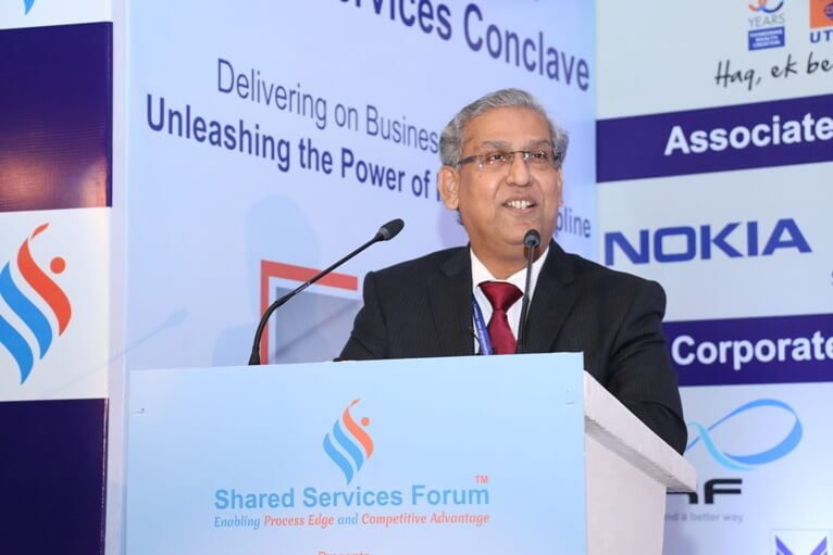 Shared Services Conclave Nov 2015 - Speakers