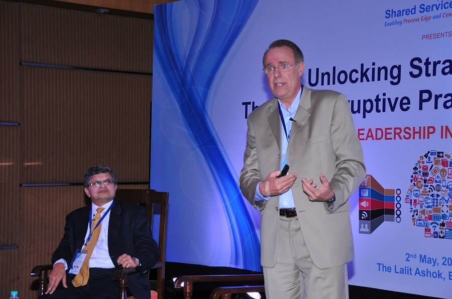 Special Address by Mr Guy Mercier and Moderated by Mr Anand Maheshwari