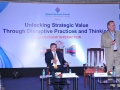 Special Address by Mr Guy Mercier; moderated by Mr Anand Maheshwari