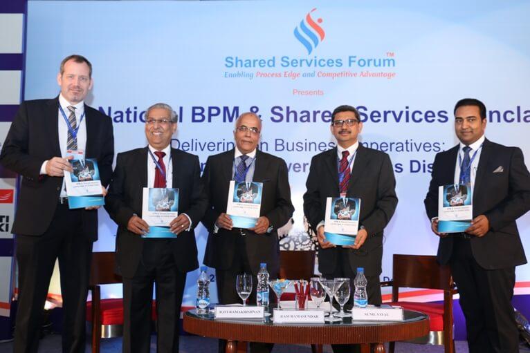 Shared Services Conclave Nov 2015 - Survey Publication Release