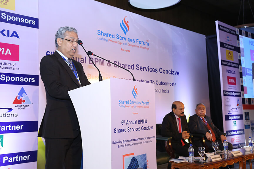 Key Note Address by Shri BVR Mohan Reddy, Founder and Executive Chairman, Cyient and Former Chairman, NASSCOM AND Special Address by 'Guest of Honour', Dr BBL Madhukar, former CMD, MMTC and Secretary General, BRICS CCI