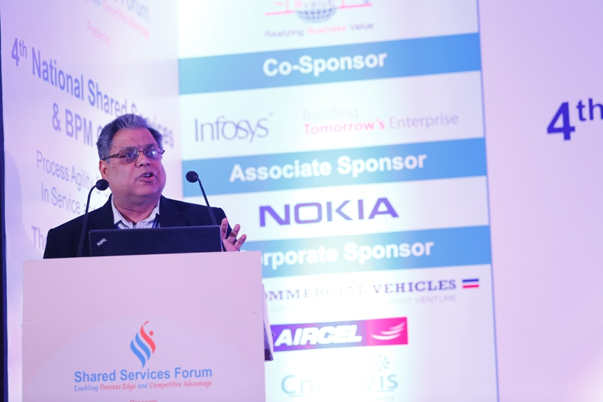 4th National Shared Services & BPM Conclave