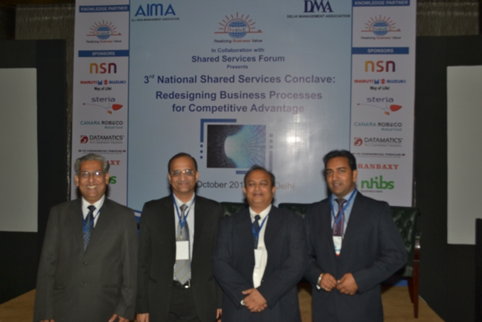3rd National Shared Services Conclave